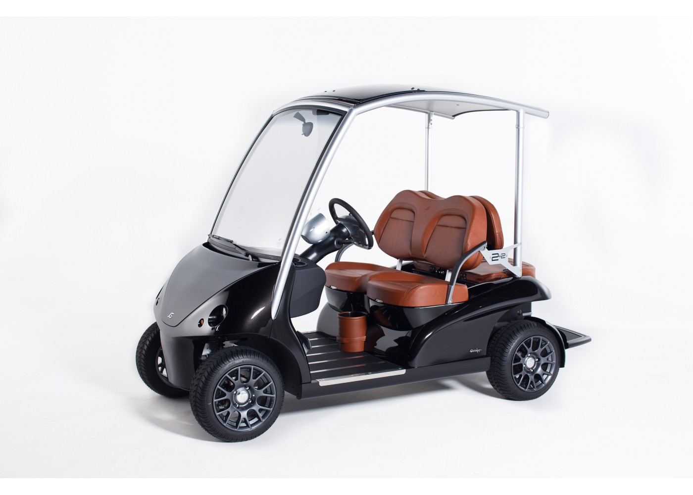 Garia Golf Car 4 seater 3