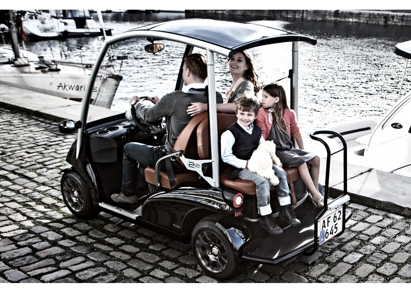 Garia Golf Car 4 seater 6