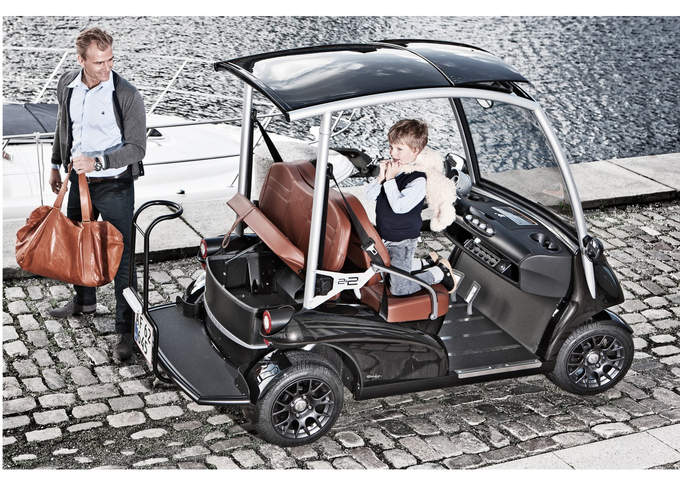 Garia Golf Car 4 seater 7