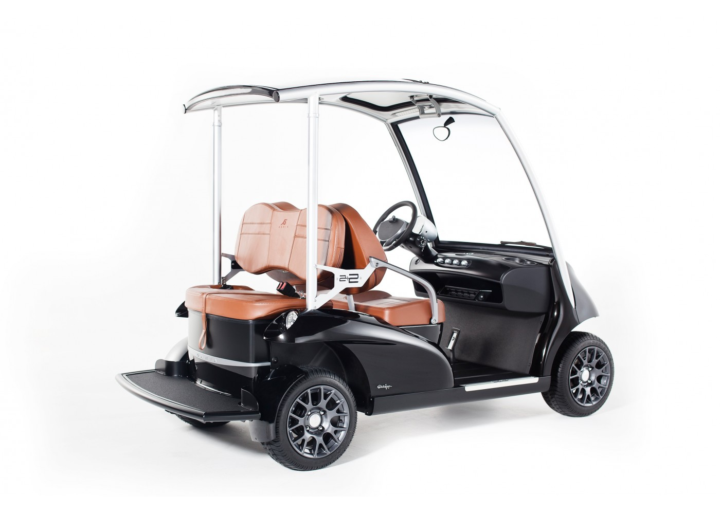 Garia Golf Car 4 seater 10